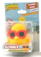 Moshi Monsters Squashi Moshis Birdies DJ Quack